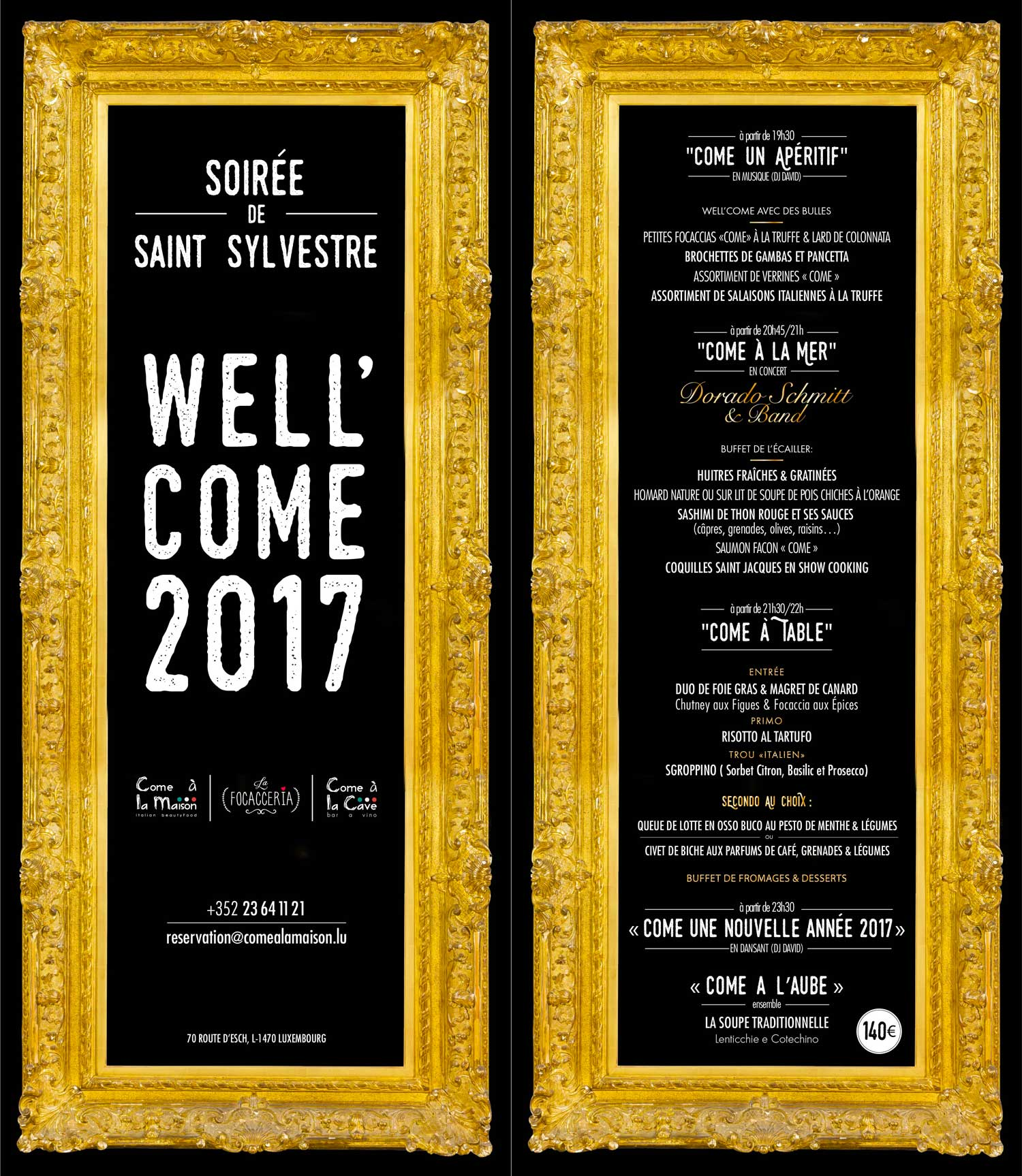 WELL'COME 2017