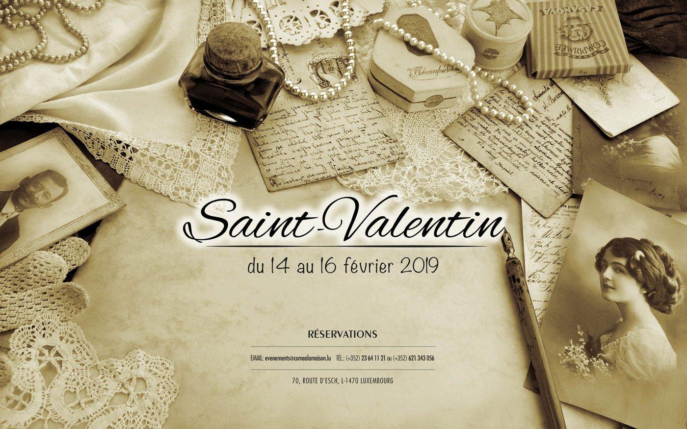 Saint-Valentin 2019