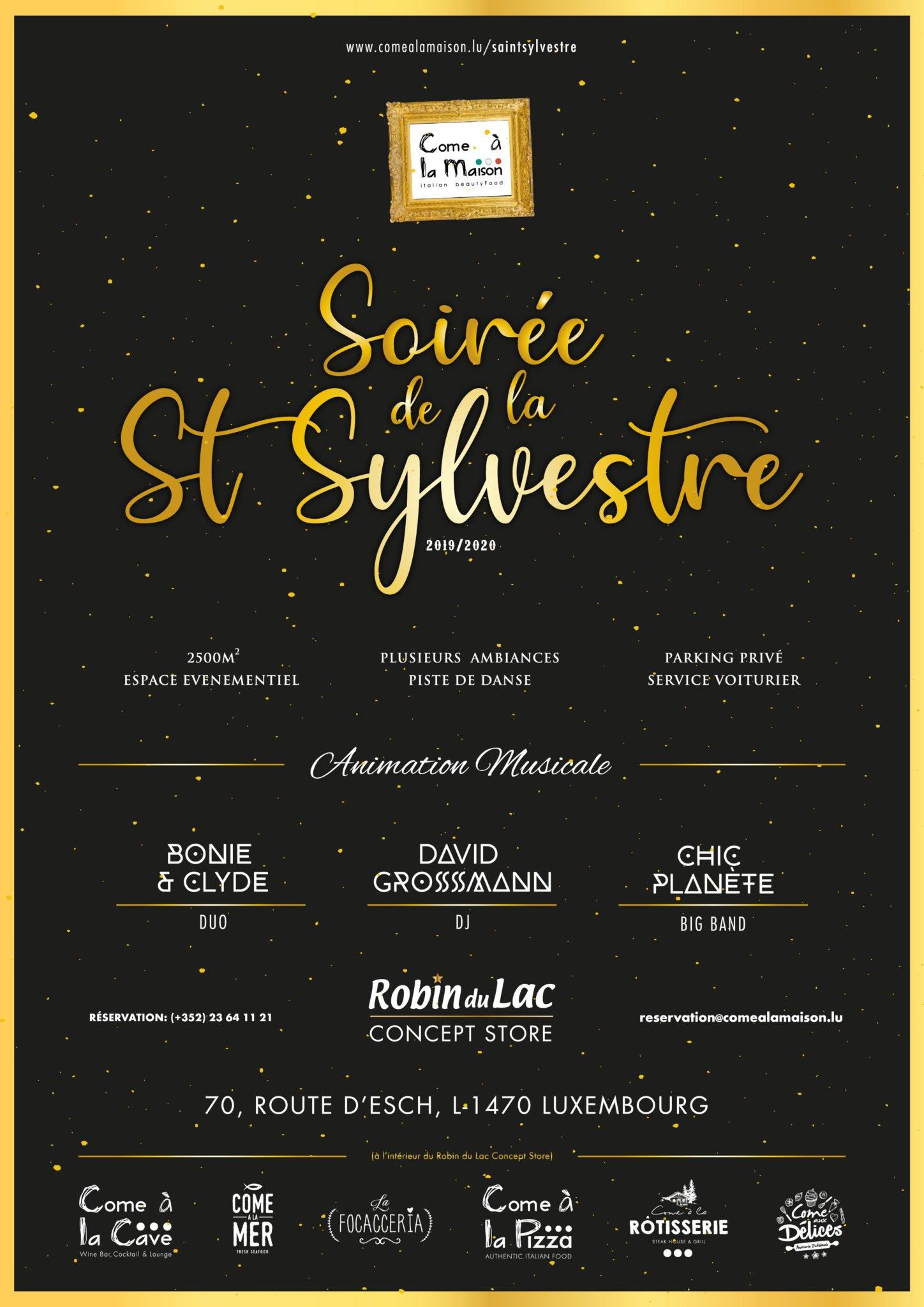 Saint-Sylvestre 2019 / 2020