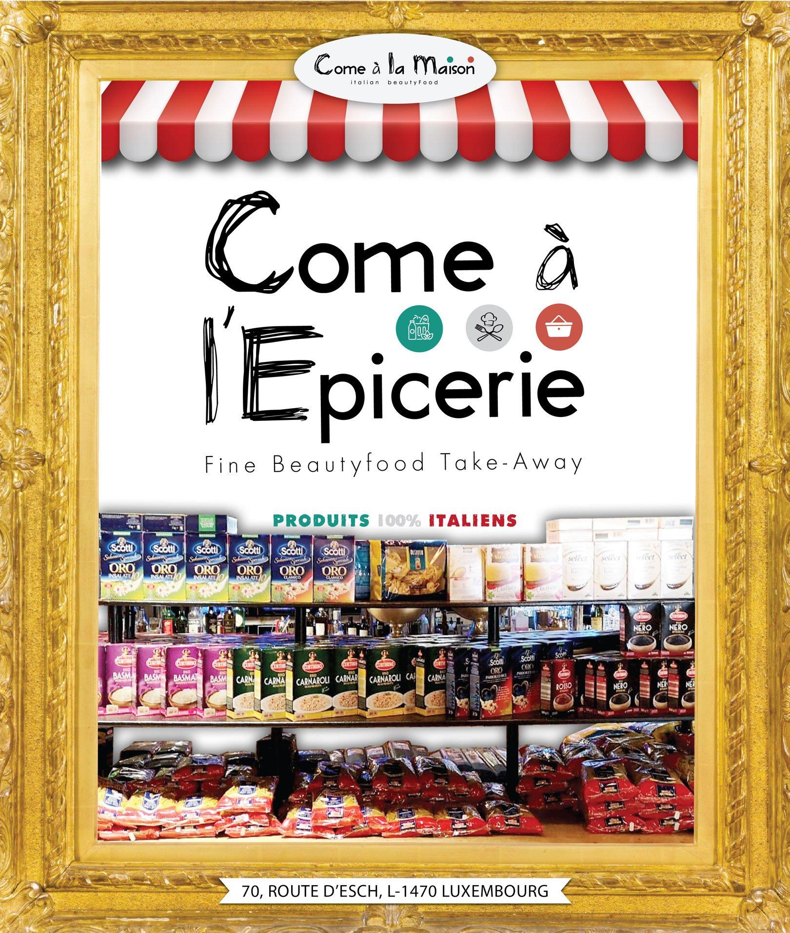 Épicerie fine Italienne