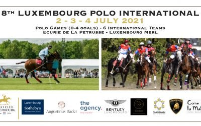 8th Luxembourg Polo International Tournament & Aperinetwork